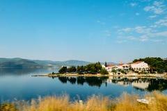 Paisajes de Croacia Fotografía de archivo