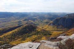 Paisajes de la caída, Canadá Foto de archivo
