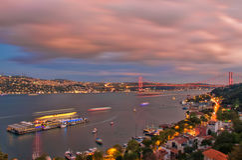 Paisajes de la naturaleza de Turquía Imágenes de archivo libres de regalías