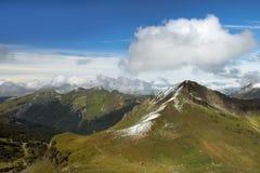 Paisajes de Nueva Zelandia foto de archivo