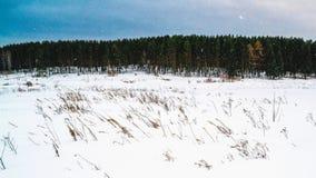 Paisajes de Ural Fotos de archivo libres de regalías
