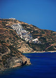 Paisajes del Cretan Fotografía de archivo libre de regalías