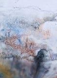 Paisajes del invierno Fotos de archivo libres de regalías