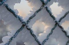 Paisajes del invierno Fotografía de archivo