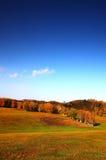 Paisajes del otoño Fotos de archivo