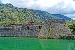 Paisajes maravillosos montenegrinos Fotos de archivo