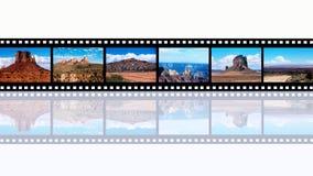 Paisajes norteamericanos Imágenes de archivo libres de regalías