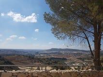 Paisajes que sorprenden de Israel, opiniones que amo imagenes de archivo