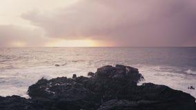 Paisajes y aventuras asombrosos de Islandia almacen de video