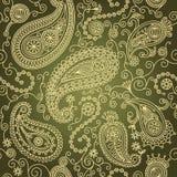 paisley безшовный Стоковое Фото