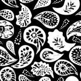 paisley Печать Bandana Стоковая Фотография RF
