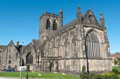 Paisley Abbey Stock Photos