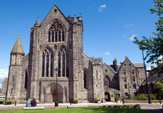 Paisley Abbey. Taken in Scotland Royalty Free Stock Photos