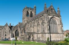 Paisley-Abtei Stockfotos
