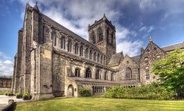 Paisley-Abtei Stockfotografie