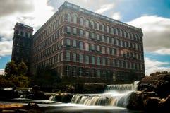 Paisley-Anker-Mühle Lizenzfreie Stockfotografie