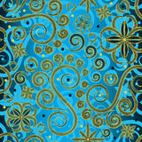 Paisley background Royalty Free Stock Image