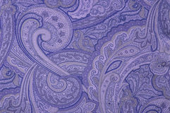 Paisley background pattern Stock Image