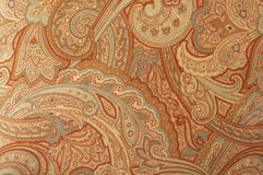 Paisley background pattern Royalty Free Stock Photo