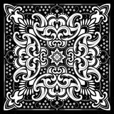 Paisley Bandana print Royalty Free Stock Photography