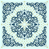 Paisley Bandana print Royalty Free Stock Images