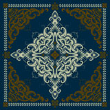 Paisley Bandana print Royalty Free Stock Photos