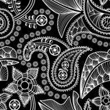 paisley bezszwowy deseniowy Obrazy Stock