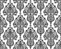 Paisley bezszwowy wzór Zdjęcie Royalty Free