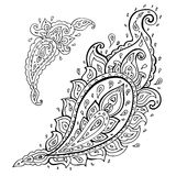 Paisley. Ethnic ornament. Stock Images