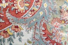 Paisley fabric Stock Image