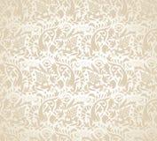 Nahtloser Hintergrund Fur Hochzeitskarte Vektor Abbildung