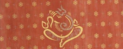 paisley indyjski ślub Obraz Royalty Free