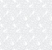 Paisley invitation card background. Paisley vector invitation card background Stock Photos