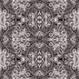 Paisley lace ornament. Royalty Free Stock Photography