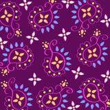 Paisley-Muster Stockfoto
