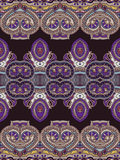 Paisley ornament background Royalty Free Stock Photos
