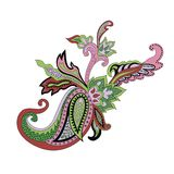 Paisley Ornament Royalty Free Stock Photography