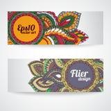 Paisley-Ornamentalhintergrund Stockfotografie