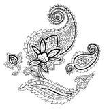 Paisley. Ornamento étnico. Fotos de Stock