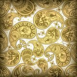 Paisley Pattern Royalty Free Stock Photos