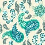 Paisley pattern Stock Image