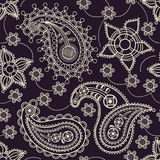 Paisley pattern Stock Photo