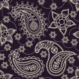Paisley pattern Stock Photo