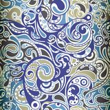 Paisley Pattern royalty free stock images