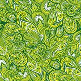Paisley pattern stock illustration