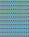 Paisley Pattern Background Royalty Free Stock Image