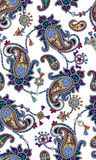 Paisley pattern consisting of jewelry and fashion jewelry royalty free stock photo