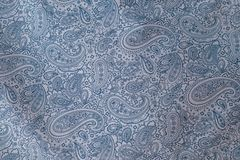 Paisley Pattern Fabric Royalty Free Stock Images