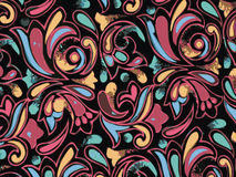 Paisley Pattern illustration Stock Photography