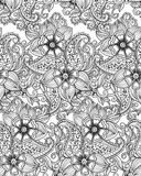 paisley pattern Royalty Free Stock Image